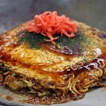 Okonomiyaki, Takoyaki, etc